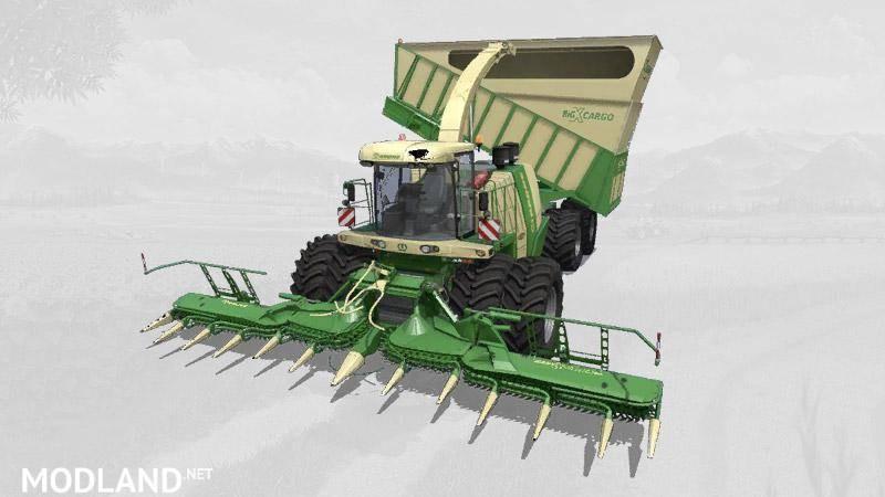 Krone BigX 1180 Cargo