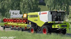 Claas LEXION 780 v 1.0, 2 photo