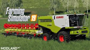 Claas LEXION 780 v 1.0, 4 photo