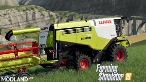 Claas LEXION 780 v 1.0, 3 photo