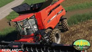 CaseIH Axial-Flow 240 Series Americanized