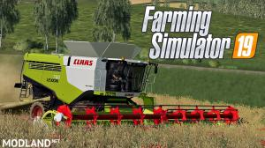 Claas LEXION 780 v 1.0, 1 photo