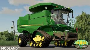 John Deere S700 Series fully Americanized