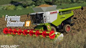 Claas LEXION 780 v 1.0, 5 photo