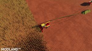 Crazy KRONE +100M Forage Harvester Pack