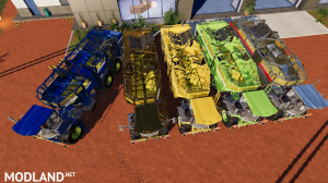 CRAY ROPA Pack +50m Sugarbeet Harvester, 6 photo