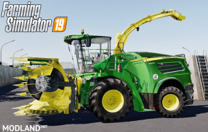John Deere 8000i Series Pack, 1 photo