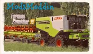 CLAAS LEXION 780 v 2.0