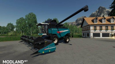 Agco Drescher Set + Patriot Sww v 1.0.2.0