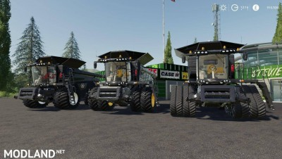 AGCO IDEAL 9 Combine By Stevie, 2 photo