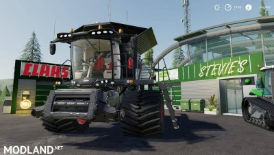AGCO IDEAL 9 Combine By Stevie, 3 photo