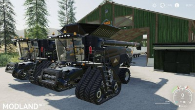 AGCO IDEAL 9 Combine By Stevie, 5 photo