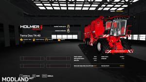 Holmer TerraDos T4-40 v 1.0