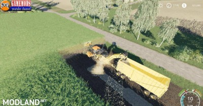 CASE Austoft 8800 +20m Sugarcane Harvester v 1.0, 3 photo