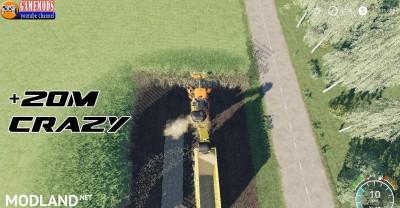 CASE Austoft 8800 +20m Sugarcane Harvester v 1.0 - External Download image