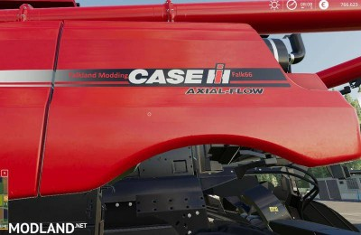 Case Axial 9240 with capacity option and working speed 25Km/h v 1.2, 5 photo