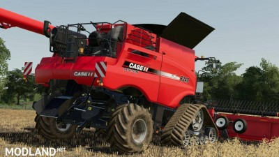 Case IH Axial-Flow 240 Series v 1.0, 2 photo