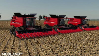 Case IH Axial-Flow 240 Series v 1.0, 3 photo
