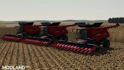 Case IH Axial-Flow 240 Series v 1.0, 4 photo