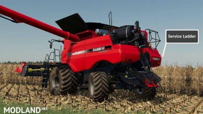 Case IH Axial-Flow 240 Series v 1.0, 5 photo