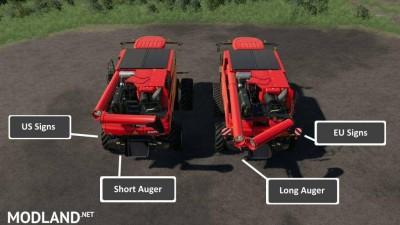 Case IH Axial-Flow 240 Series v 1.0, 6 photo