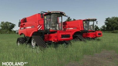 Case IH Axial-Flow 240 Series v 1.0, 1 photo