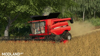 Case IH Axial-Flow 7130 Pack v 1.0