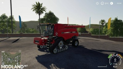 CaseIH Axial-Flow 9240 Series v 1.0