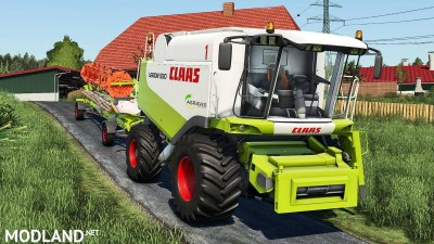 Claas Lexion 500 SERIE v 2.0, 1 photo