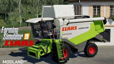 Claas Lexion 530 v 1.1