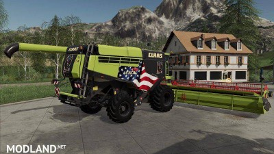 Claas Lexion 795 Limited Edition v 1.0, 3 photo