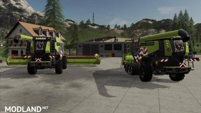 Claas Lexion 795 Limited Edition v 1.0, 4 photo