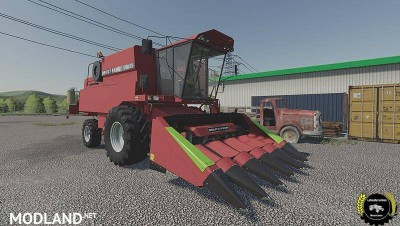 DEUTZ FAHR TopLiner 4075H v 1.0, 2 photo