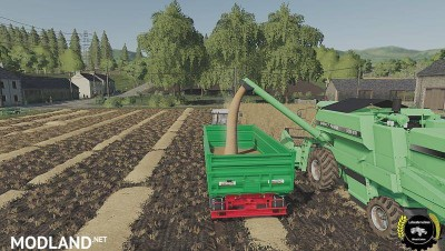 DEUTZ FAHR TopLiner 4075H v 1.0, 3 photo