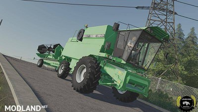 DEUTZ FAHR TopLiner 4075H v 1.0, 5 photo