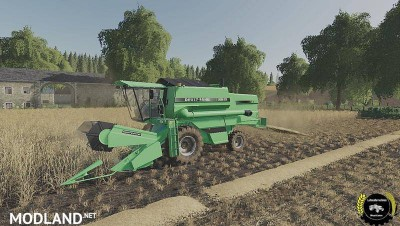 DEUTZ FAHR TopLiner 4075H v 1.0, 1 photo