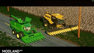 FS 19 CLAAS Lexion v 1.0, 3 photo