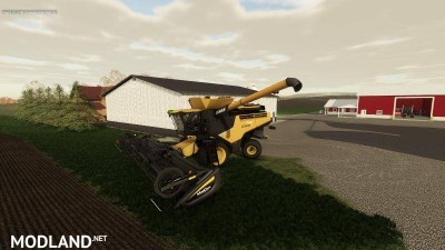FS 19 CLAAS Lexion v 1.0, 5 photo