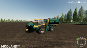 FS19 KRONE BIG M500 VE UPDATE FIX v 1.0