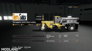 FS19 Terragator 6203
