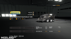 FS19 Bones New Holland Pack by Eagle355th VE, 4 photo