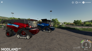 FS 19 Eagle355th New Holland Pack VE, 2 photo