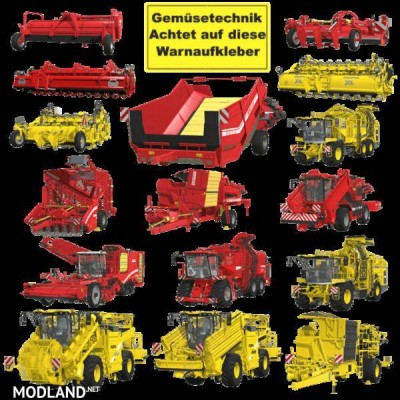 Harvest Pack Multifruit with Grimme RH 24-60 and color selection v 1.0, 1 photo