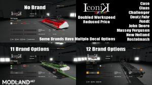 Iconik Header Pack