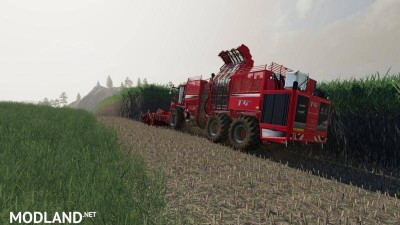 Holmer Terra Dos T4 + Holmer HR12 for Sugarcane v 1.0, 2 photo