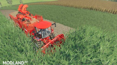 Holmer Terra Dos T4 + Holmer HR12 for Sugarcane v 1.0, 4 photo