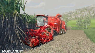 Holmer Terra Dos T4 + Holmer HR12 for Sugarcane v 1.0, 5 photo