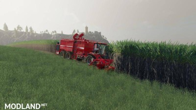 Holmer Terra Dos T4 + Holmer HR12 for Sugarcane v 1.0, 1 photo