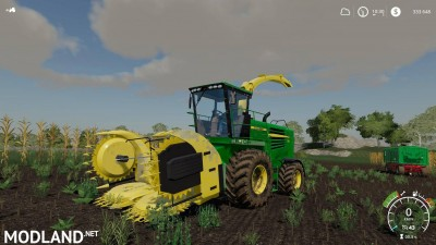 John Deere 7400 set v 1.0, 2 photo