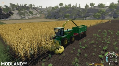 John Deere 7400 set v 1.0, 3 photo